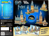 3D HARRY POTTER HOGWARTS GREAT HALL 850 PIECES
