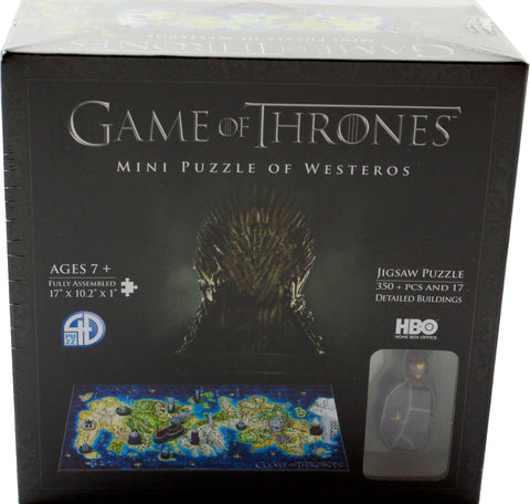 4D GAME OF THRONES MINI WESTEROS