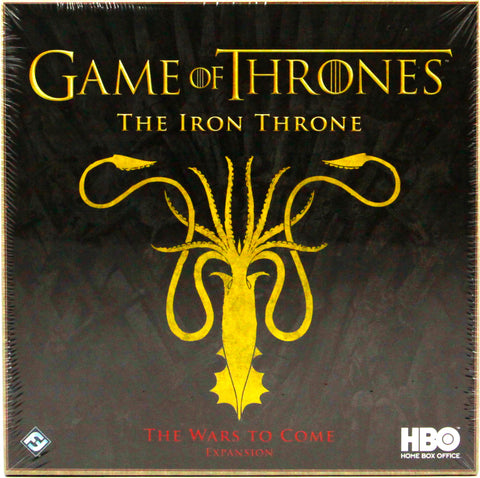 GAME OF THRONES THE IRON THRONE THE WARS TO COME EXPANSION
