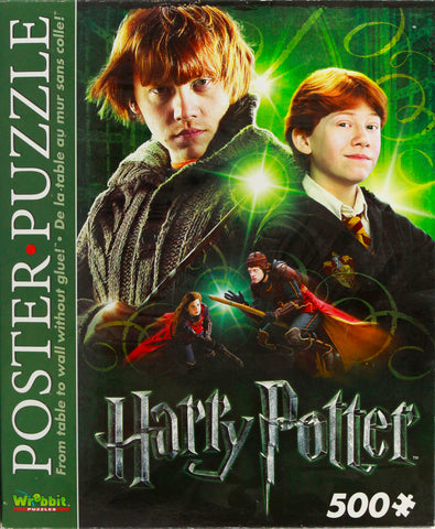 HARRY POTTER POSTER PUZZLE - RON WEASLEY