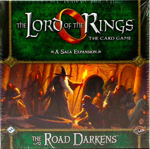 LCG LORD OF THE RINGS THE ROAD DARKENS SAGA EXPANSION