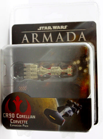 STAR WARS ARMADA CR90 CORELLIAN CORVETTE - EXP PACK