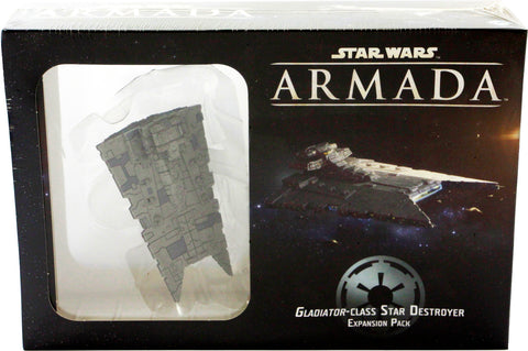 STAR WARS ARMADA GLADIATOR CLASS STAR DESTROYER - EXP PACK