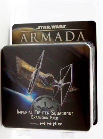 STAR WARS ARMADA IMPERIAL FIGHTER SQUADRONS - EXP PACK
