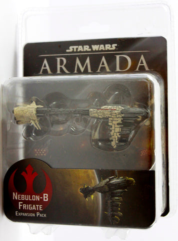 STAR WARS ARMADA NEBULON-B FRIGATE - EXP PACK