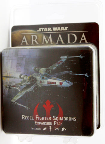 STAR WARS ARMADA REBEL FIGHTER SQUADRONS - EXP PACK