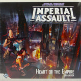 STAR WARS IMPERIAL ASSAULT HEART OF THE EMPIRE EXPANSION