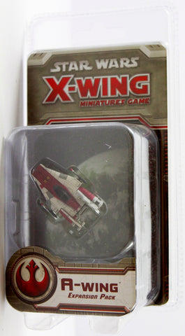STAR WARS X-WING MINIATURES GAME A-WING
