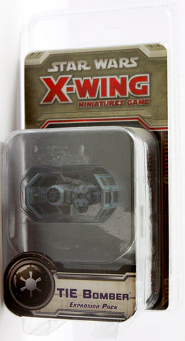 STAR WARS X-WING MINIATURES GAME TIE BOMBER
