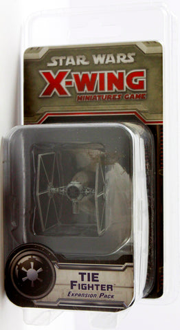 STAR WARS X-WING MINIATURES GAME TIE FIGHTER