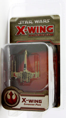 STAR WARS X-WING MINIATURES GAME X-WING