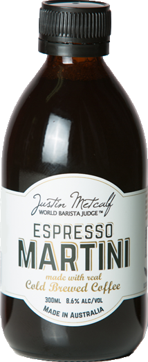 Copy of Espresso Martini Premium Cocktail 300ml