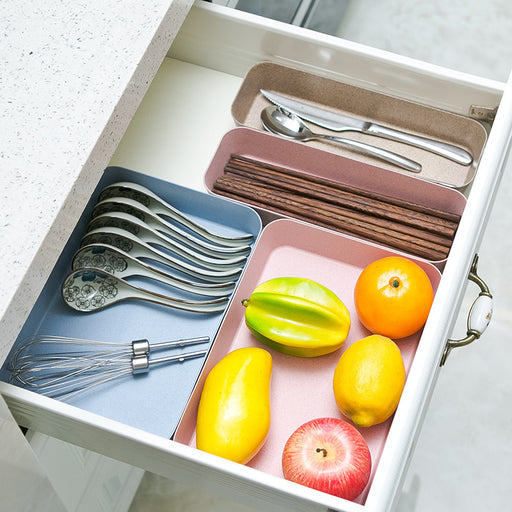 Utensil Storage for Kitchen Makes Organizing Easier with Suitable Capacity 3 Different Sizes