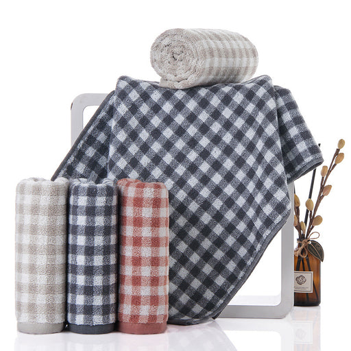 Decorative Kitchen Towels with Premium Material and Checkered Patterns for Better Decor