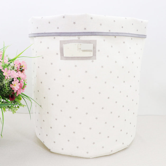 Modern Laundry Hamper Made with Eco-Friendly Material and Handles for Increased Convenience - Caroeas