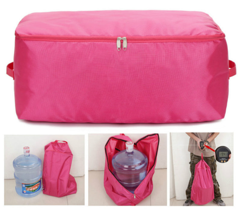 Travel Space Saver Bags Sturdy Construction Thick Material Easy Transportation - Caroeas