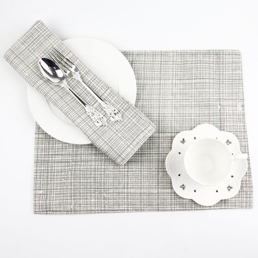 Decoration Modern Placemat Fashion Dining Table Mat Disc Pads Bowl Pad - Caroeas