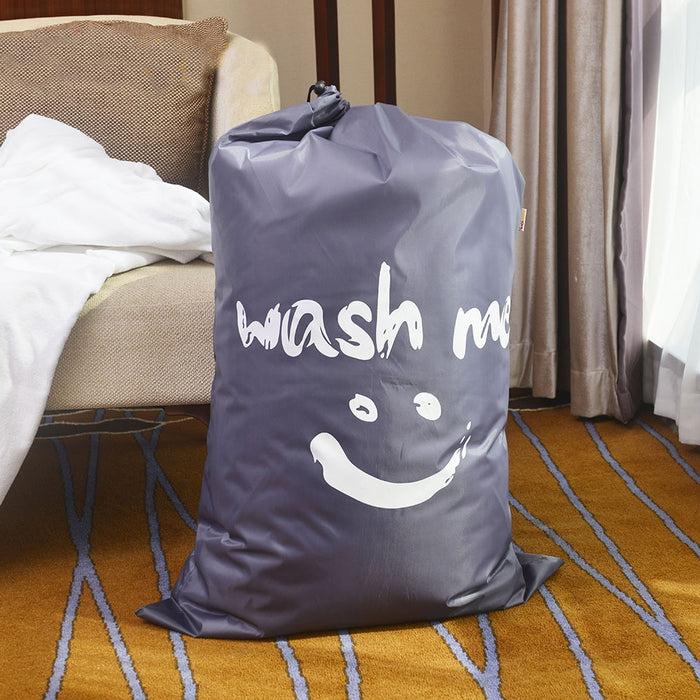 Extra Large Laundry Bag Thick Waterproof Material Easy Storage - Caroeas
