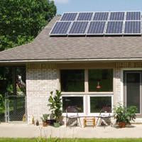 Expandable 1.5KW Solar Grid-tie Kit with 5KW Inverter (may add more Solar Panels later)