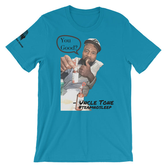 Thumbprint Legends | Uncle Tone Premium T-Shirt