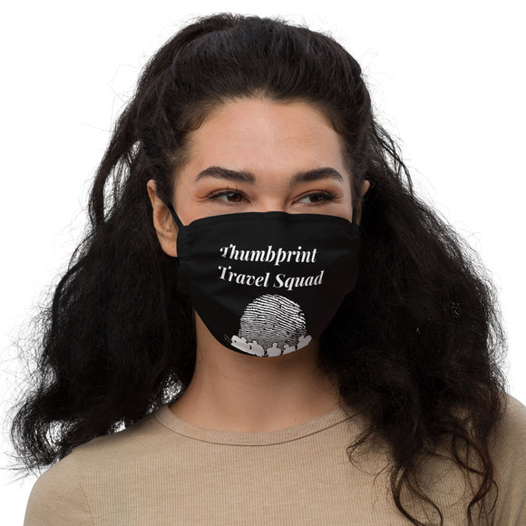 Travel Squad Face mask