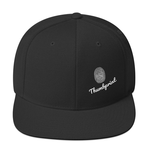 The Anderson Snapback Hat
