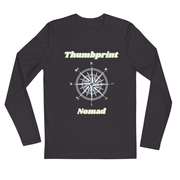 Thumbprint Nomad Long Sleeve Tee