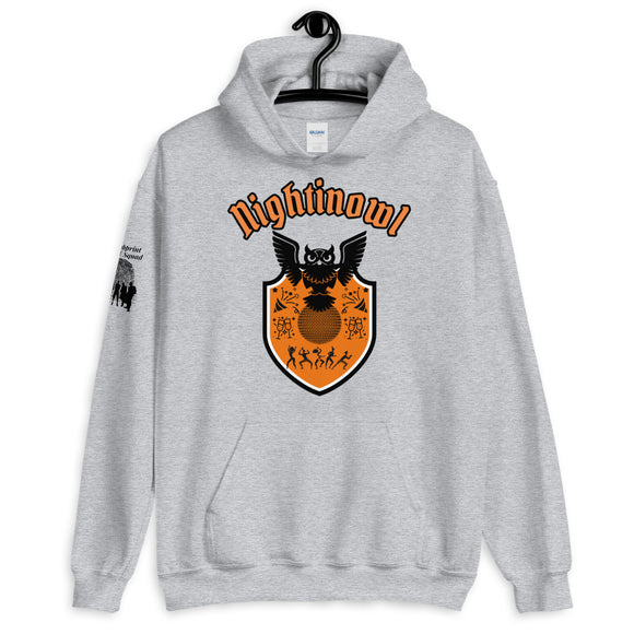 Nightinowl Travel Squad Hoodie