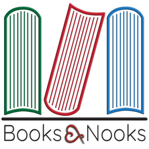 Books and Nooks logo