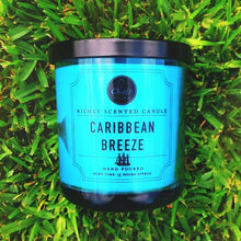 Caribbean Breeze Scented Candle