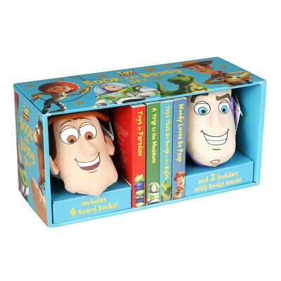 Book and Buddy Set (Disney/Pixar Toy Story)