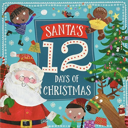 Santa's 12 Days of Christmas