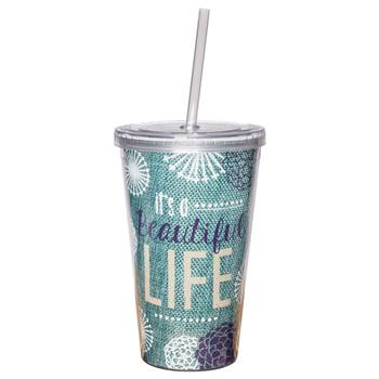 It's a Beautiful Life Tumbler