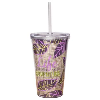 Life is an Adventure Tumbler