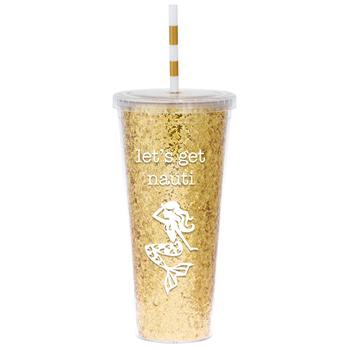 Glitter Tumbler - Mermaid