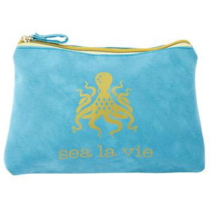 Cosmetic Bag - Octopus