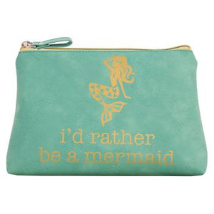 Cosmetic Bag - Mermaid