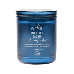 Midnight Orchid Scented Candle