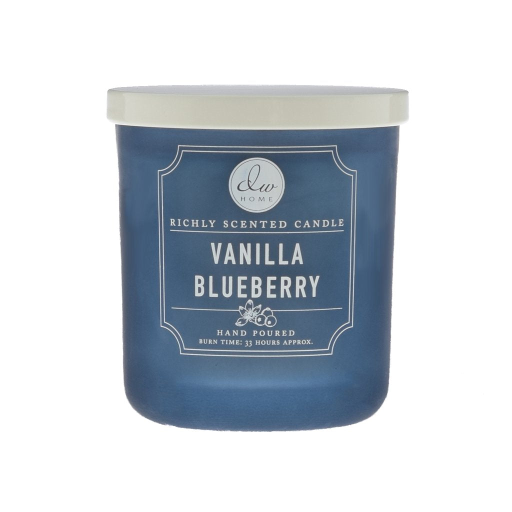 Vanilla Blueberry