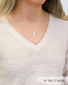 Wear Your Heart Pendant Necklace
