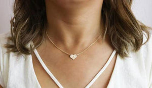 Love Your Heart Pendant Necklace