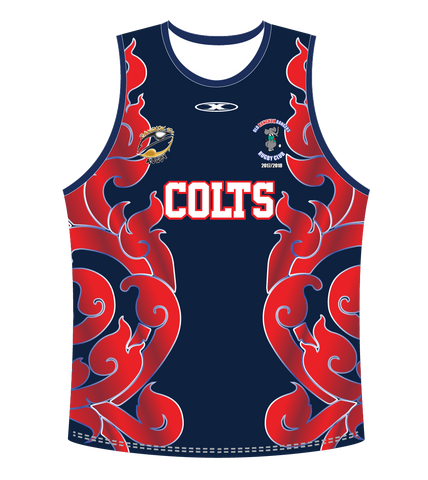 Banger Colts Sleeveless Shirt 2018