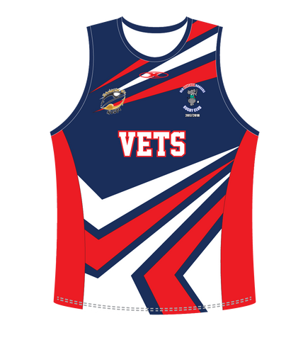 Banger Vets Sleeveless Shirt