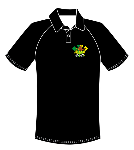 Surrey beavers polo shirt