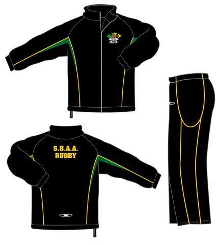 Surrey Beavers sublimated Tracksuit