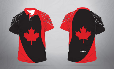 Maple Leaf Polo