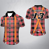 Custom Lumber Jack Rugby Jersey