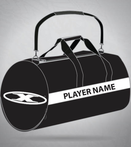 Player kit bag-Black