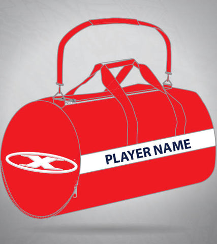 Player kit bag-Red