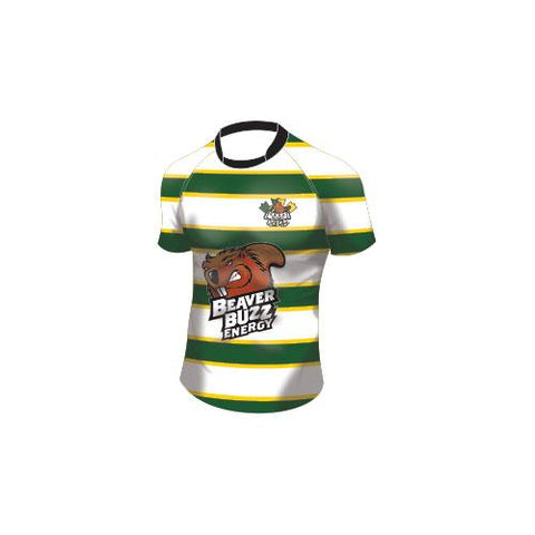 Surrey Beaver Pro Fit Rugby Jersey
